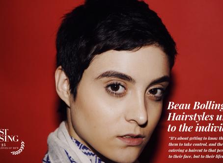 Beau Bollinger: The Hair Story