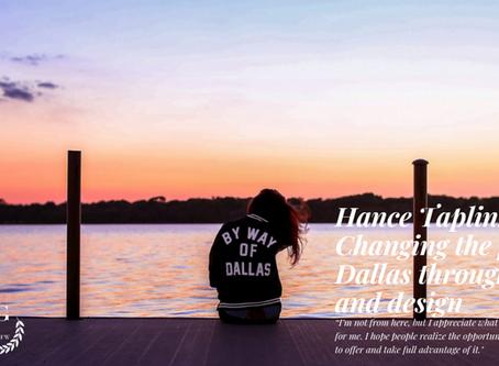 Hance Taplin: By Way of Dallas