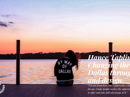 Hance Taplin: By Way of Dallas