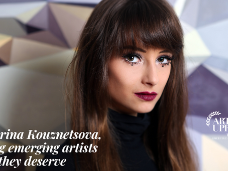 Ekaterina Kouznetsova: The Revolutionary Artivist