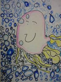 homeschool, children, class, fall, art, drawing, watercolor, learn
