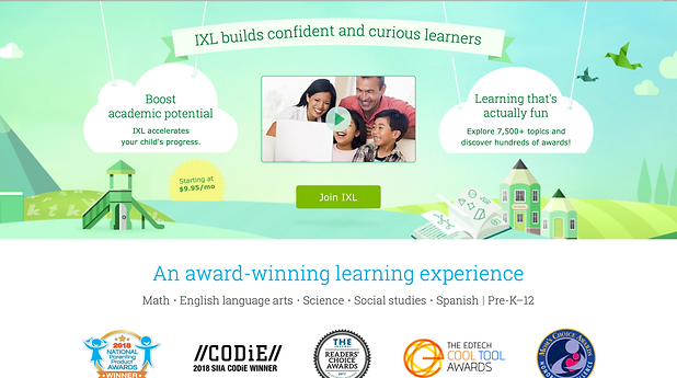 IXL Learning Review 2019