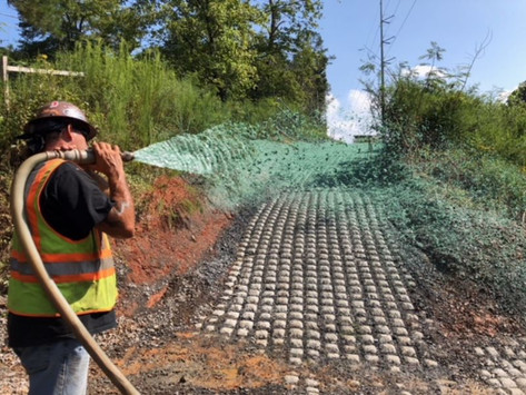Erosion Control Blanket Installation & Maintenance Tips