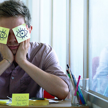 In the Office from 9-5: How Boredom and Monotony Affect Our Work.