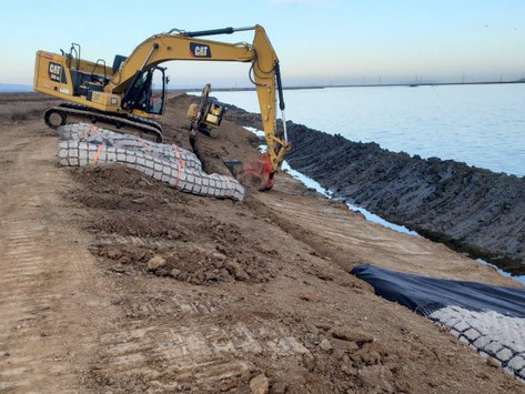 Erosion Control and Great Lakes Water Levels