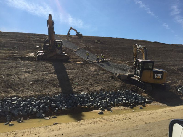 10-26-16 Stafford County Landfill Chute