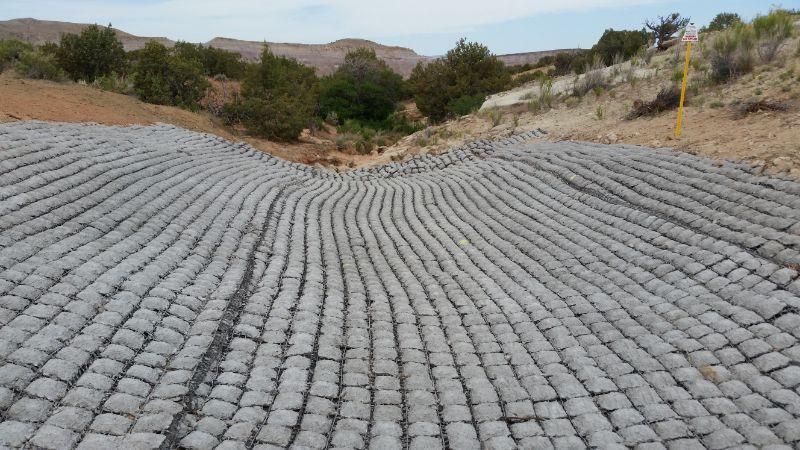 Vernal Utah - Questar pipeline protectio