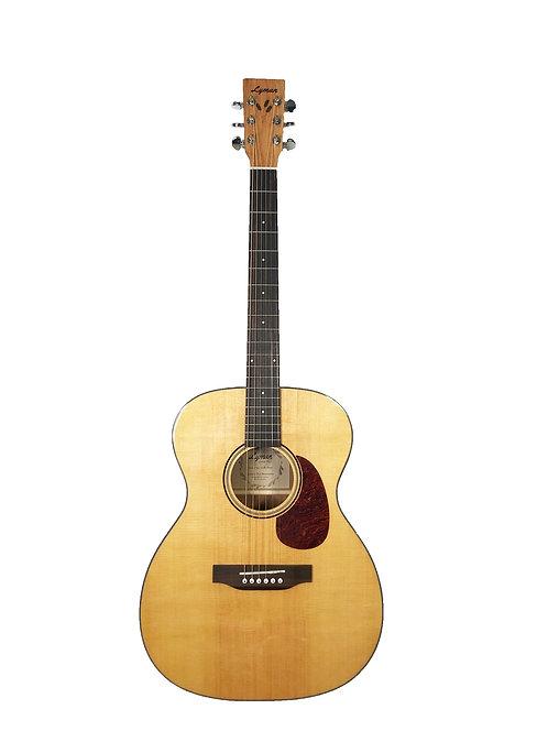 Lyman LOM-600 Orchestra Acoustic Guitar
