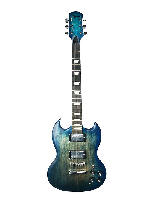 Lyman LSG-400 SG-Style Electric Guitar