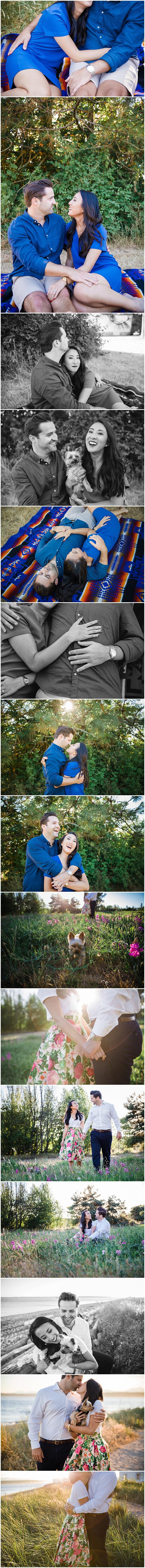 Keaton + Vivian // Seattle Engagement Photographer