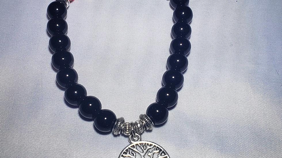 Chakra Tree of Life Bracelet