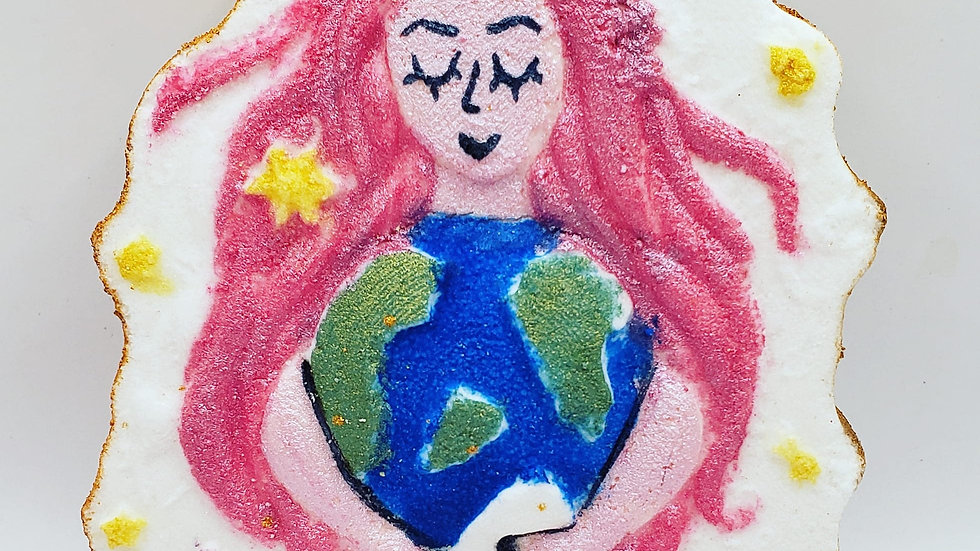 Mother Earth Bath Bomb