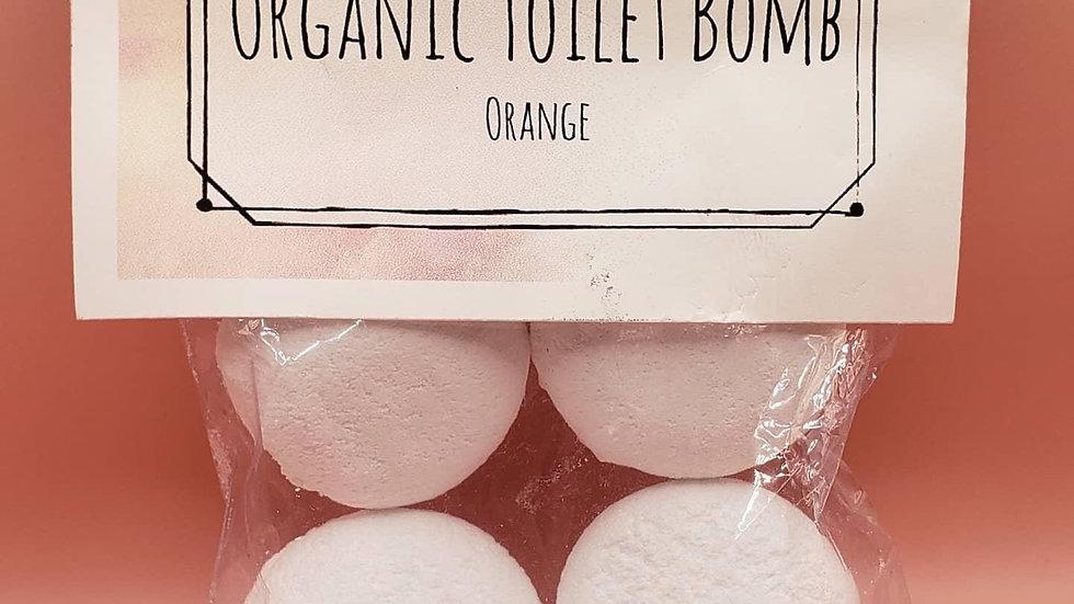 Organic Toilet Bombs