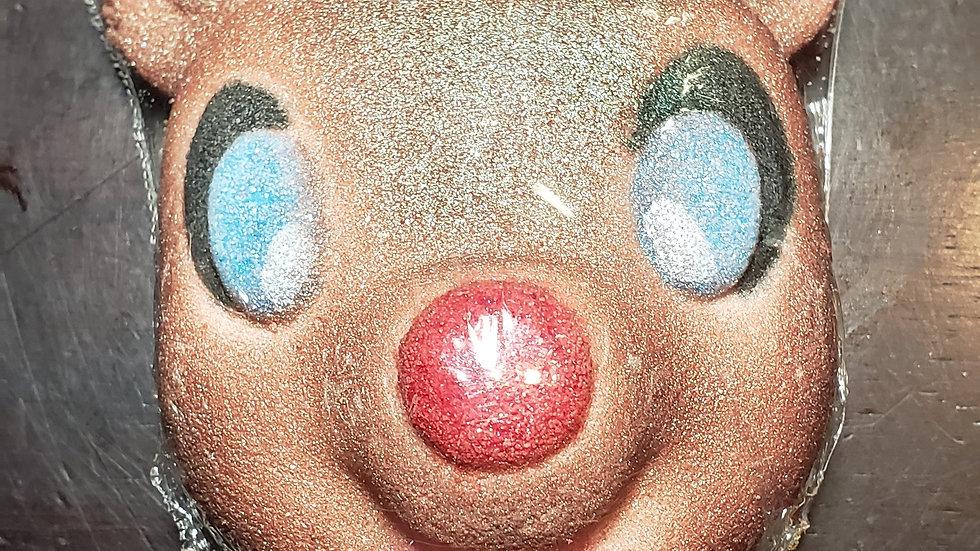 Reindeer CBD Bath Bomb