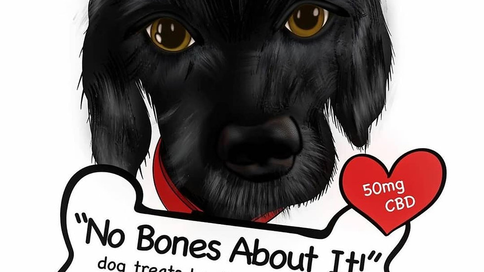 No Bones About It CBD Dog Treats