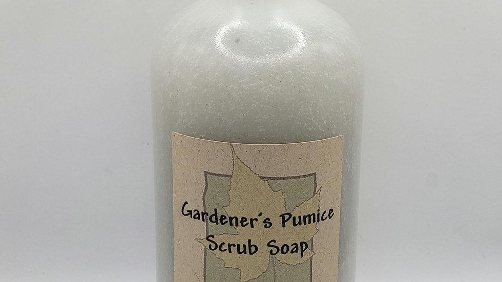 Gardener's Pumice Scrub Soap