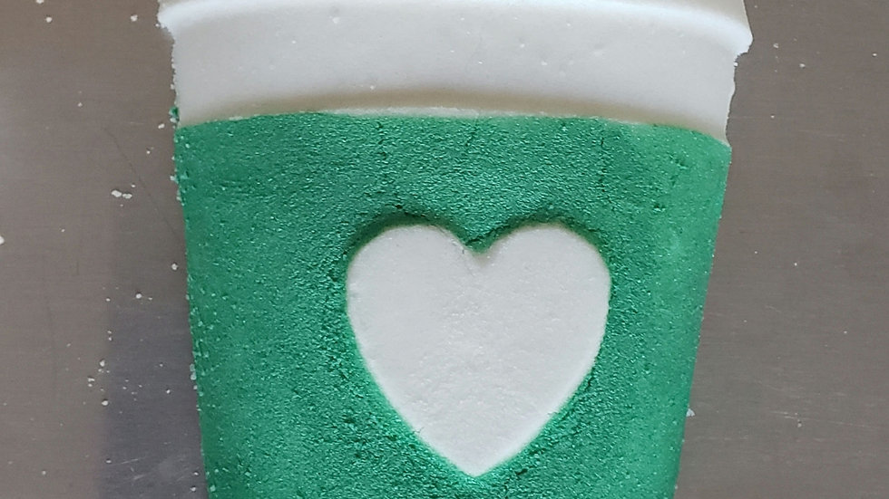 Heart Cup Bath Bomb