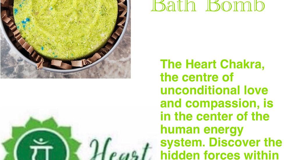 Marlo's CBD Bath Bomb - Heart Chakra