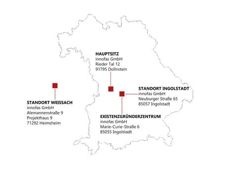 Schnelle Reaktionszeiten aufgrund von Kundennähe - neuer Standort in Weissach