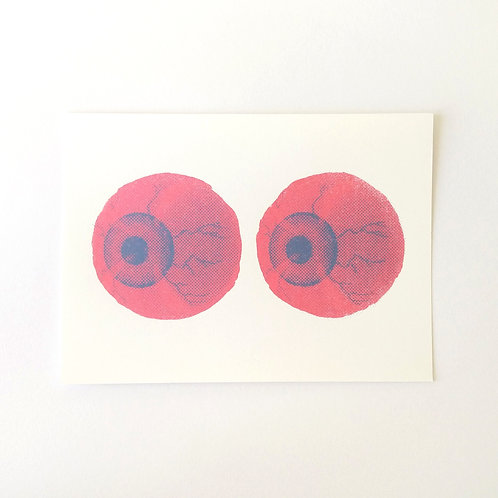Limited Edition Charlie Cameron Print