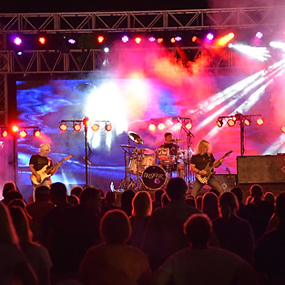 3 Rivers Festival The Band Brother, Plow