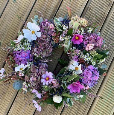 Wreaths from £65.00