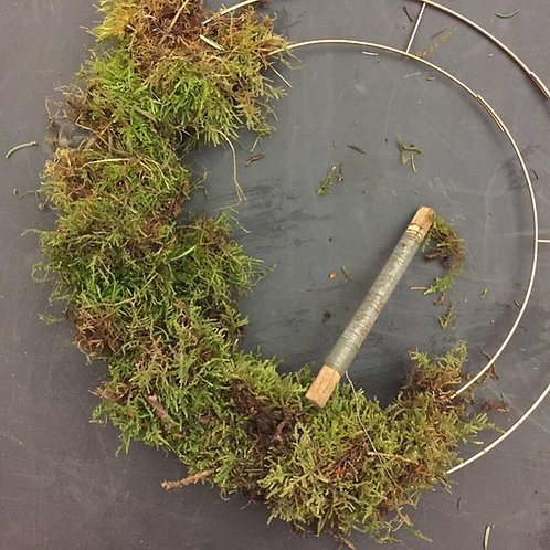 TRADITIONAL RUSTIC WREATH BOX PLUS ONLINE TUITION