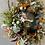 Thumbnail: Florist choice Autumn Wreath