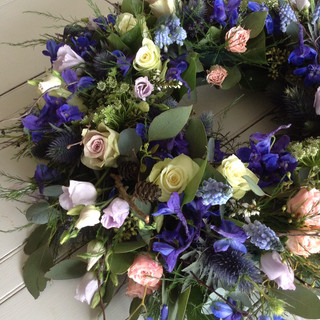 Wreaths from £50.00
