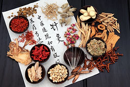 Chinese herbal medicine selection with a