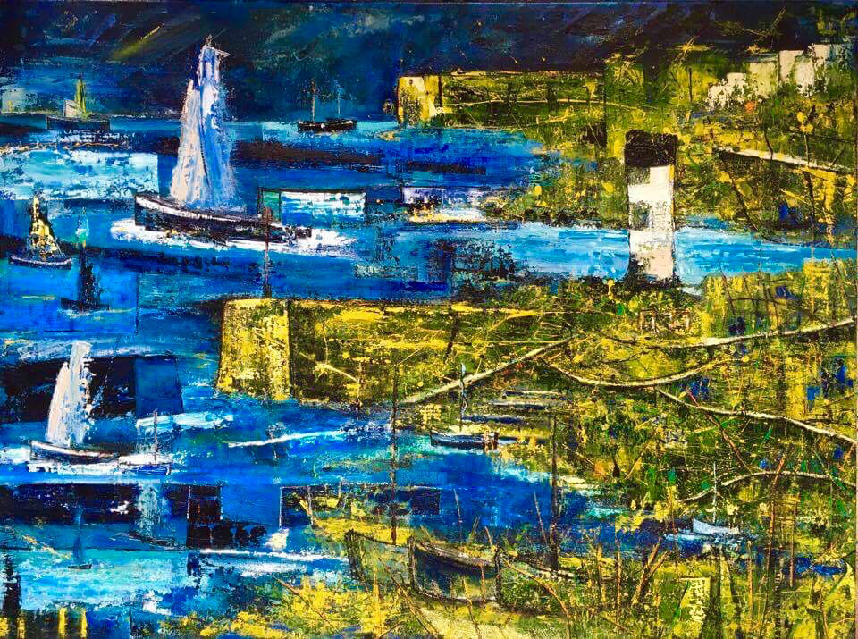 Boats and Harbours II