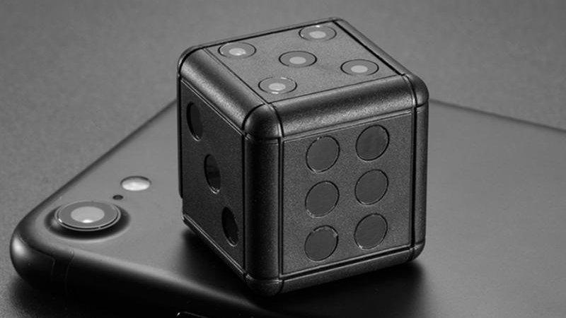 1080P Spy Dice Mini Camera