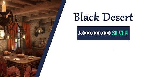 3.000.000.000 Silver - NA,EU,SEA,SA  277+ AP (х25-28 items scrolls)