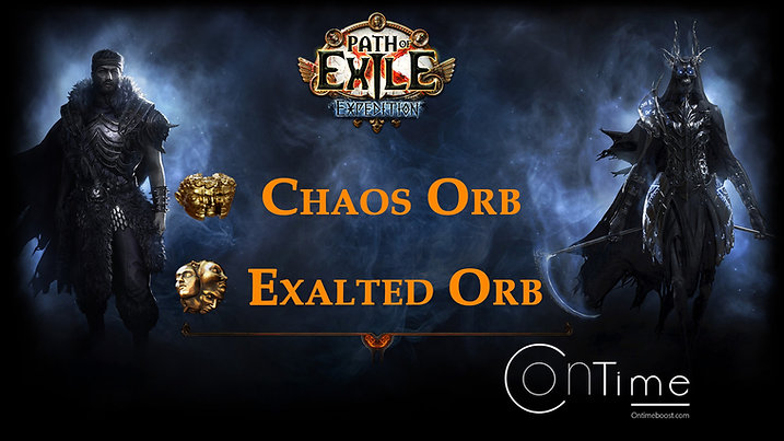 Path of Exile: Expedition - Orbs