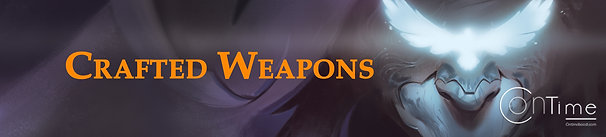 Crowfall - Crafted Weapons