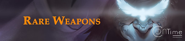 Crowfall - Rare Weapons