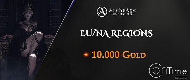 Archeage Unchained -  Gold
