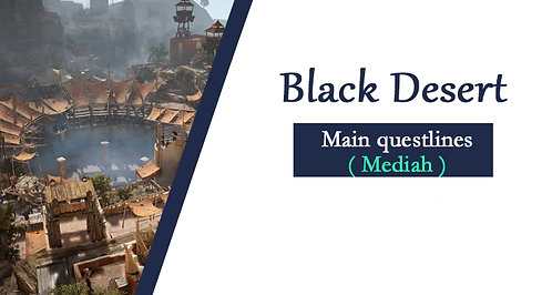 Main questline - Mediah