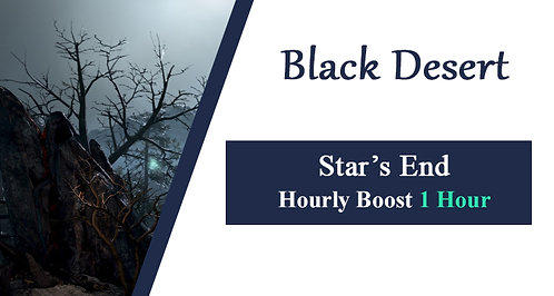 Star's End  Hourly Boost - 1 Hour