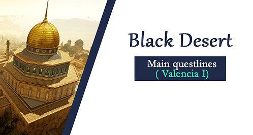 Main questline - Valencia Part I
