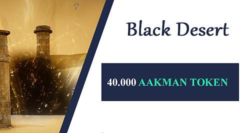 40.000 AAKMAN TOKEN - Aakman 240 AP+