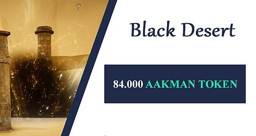 84.000 AAKMAN TOKEN - Aakman 277 AP+