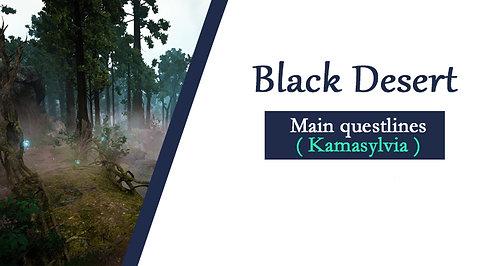 Main questline - Kamasylvia