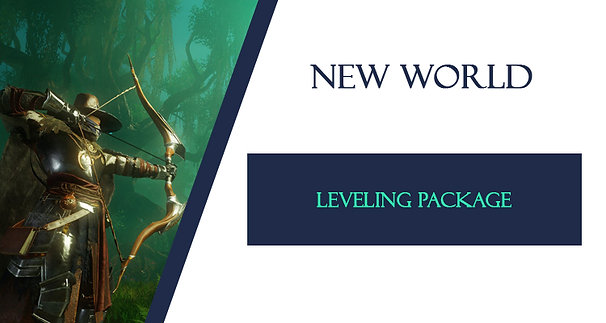 New World - Leveling - Per Level