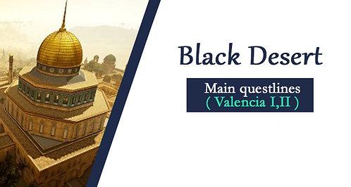 Main questline - Valencia