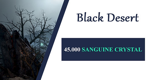 45.000 SANGUINE CRYSTAL - Star's End AP 277+