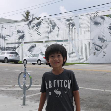 邁阿密南灘與溫伍德牆上壁畫之旅