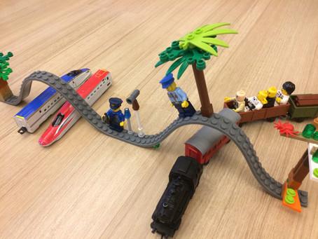 Turn My LEGO 我的樂高會轉彎-積木膠帶介紹