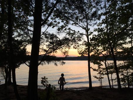{美國露營趣}可以玩水又可以划船的Lake Norman州立公園