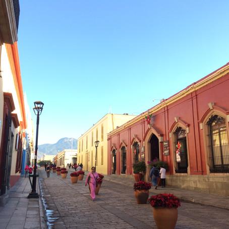 {瓦哈卡.城區}最讓媽媽念念不忘的墨西哥城市